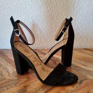 Sam Edelman Yaro Suede Sandals Size 8.5